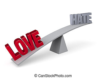 Love Versus Hate (Love Wins)