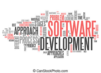 Word Cloud Software Design - Word Cloud with Software Design...