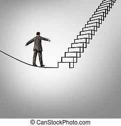 riesgo, oportunidad