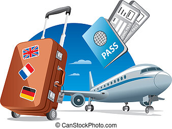 Clip Art Traveling Clipart travel illustrations and clip art 635591 royalty free country sticker clipartby dsgdessert132736 air travel