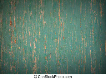 Green retro grunge wood seamless background