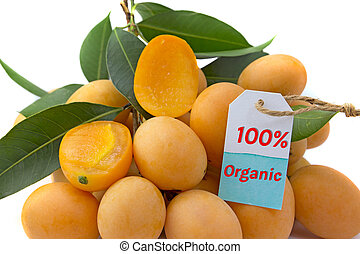 100 percent organic tropical Thai fruit,Marian plum product,...