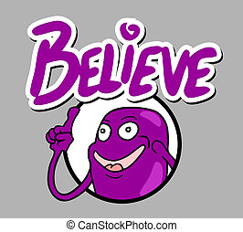 Believe puppet
