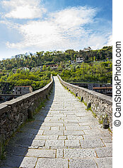 Tuscany, Magdalen Bridge, also know - The bridge of the...