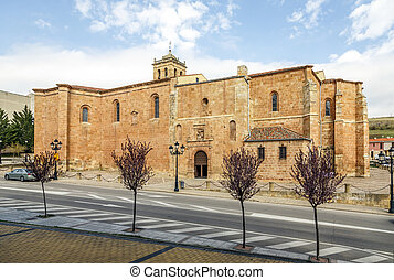 Cathedral of San Pedro, Soria - Catholic Cathedral of San...