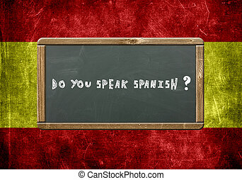 Do you speak spanish