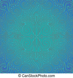 Background with ornate pattern