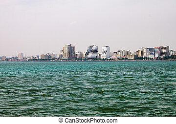 Bandar Abbas - View of Bandar Abbas, Iran