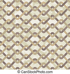 Seamless netting pattern background. Vector - Seamless...