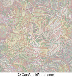 Abstract seamless pattern. Vector, EPS 10