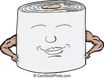 Tough Toilet Tissue