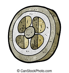 cartoon medieval shield