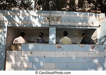 urinal - public urinals in delhi, india