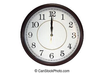 壁, 時計
