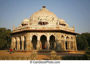 humayun tomb - Humayun Tomb, Delhi, India