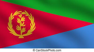 Eritrea Flag - Flag of Eritrea