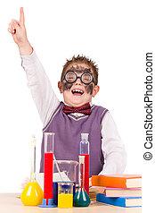 Little funny chemist