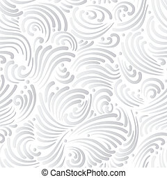 Seamless silver background