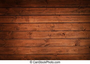 wooden background - Old wooden background or texture