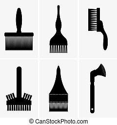 Paint brushes - Set of Paint brushes