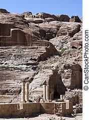 Petra ancient city, Jordan