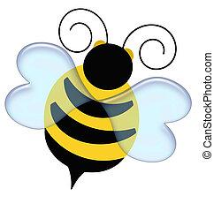bumble, abeja