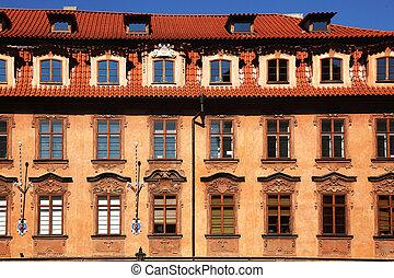 貝多芬, 房子, 布拉格