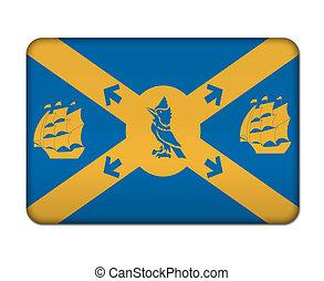 Nova Scotia flag icon
