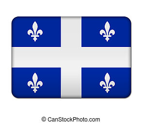 Quebec flag icon
