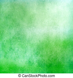 Green light background texture