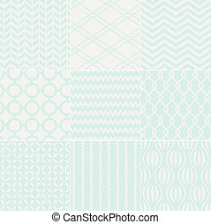 seamless textured geometric pattern