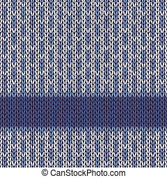 Knit Seamless Pattern