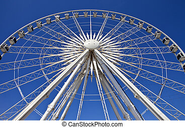 Wheel of Liverpool - The magnificent Ferris Wheel of...