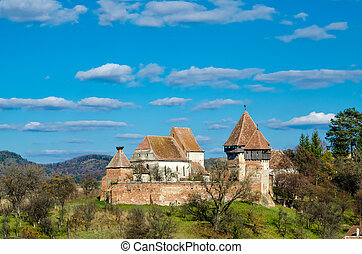 Fortified Church of Alma Vii - Fortified Church in...