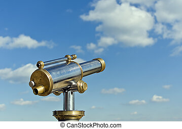 anticaglia, telescopio