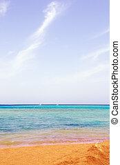 sea view - outdoors shot at island
