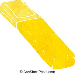 Clipart Vector of Highlighter Pen - illustration of Highlighter ...
