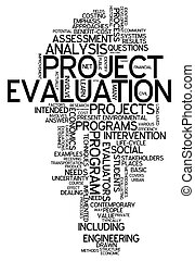 Word Cloud Project Evaluation - Word Cloud with Project...