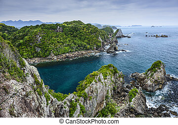 Taiji, Wakayama, Japan at the Cove - The Cove at Taiji,...