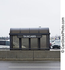Taxi Cab Station