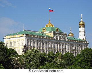 moscú, Kremlin