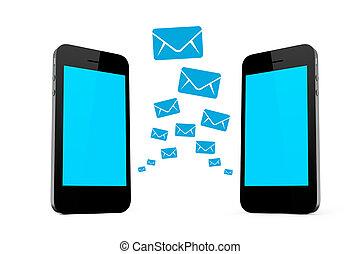 Communication Technology - Communication technology on smart...