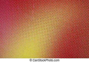 padrões, luminoso, cores