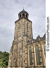 Church of Deventer, Holland
