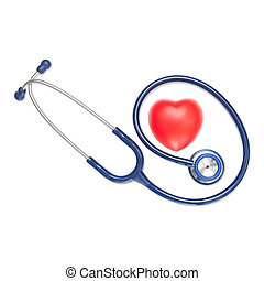 Medicine, healthcare and all things related - Stethoscope...