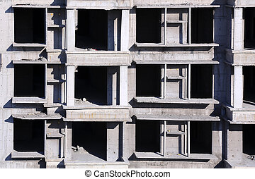 Cast-in-situ concrete high-rise building - Cast-in-situ...