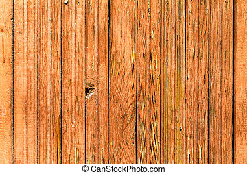 Colored paint natural model in the form of wooden boards of the fence as a creative background for vintage retro fashion design