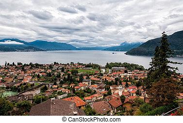 Lake Maggiore, Maccagno