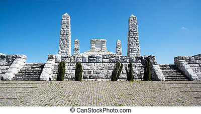 Stefanik's tomb, Slovakia - Stefanik's tomb on the Bradlo...