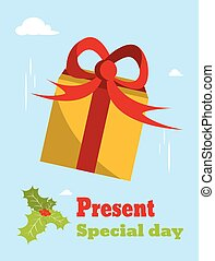 Present special day